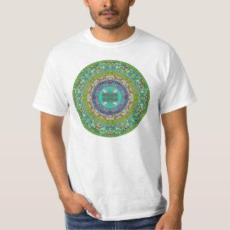 Vermont State Mandala T Shirt