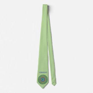 Vermont State Mandala Tie