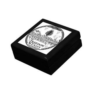 Vermont State Seal Gift Box