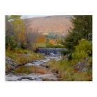 Vermont Stream 7866 Postcard