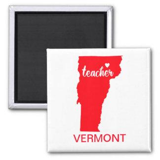 Vermont Teacher Magnet