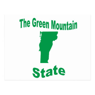Vermont: The Green Mountain State Postcards