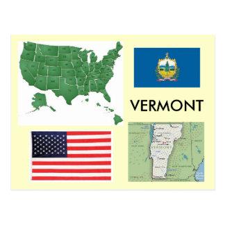 Vermont USA Postcards