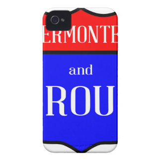 Vermonter And Proud Case-Mate iPhone 4 Case