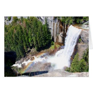 Vernal Falls Overlook (Blank Inside) Card