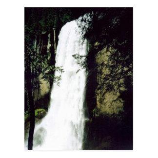 Vernal Falls Postcard