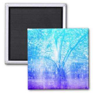 Vernal Tree Magnet