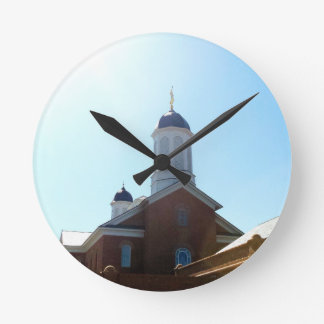 vernal utah lds mormon temple wall clocks