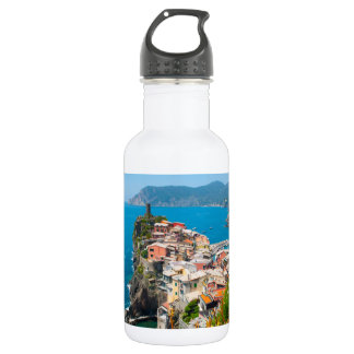 Vernazza Cinque Terre Italy 532 Ml Water Bottle