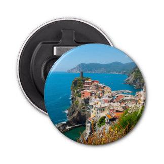 Vernazza Cinque Terre Italy Bottle Opener