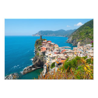 Vernazza Cinque Terre Italy Photo Print