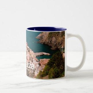 Vernazza Panoramic View Mug