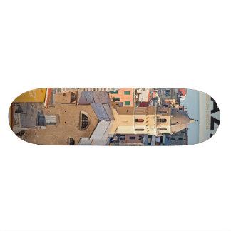 Vernazza (white) skate decks