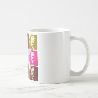 Verne PopArt Basic White Mug