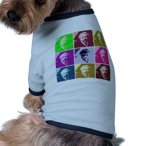 Verne PopArt Dog Tshirt