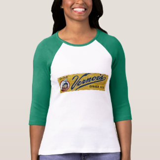 Vernors ad on a public wall from 1928 T-Shirt