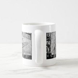 Vernors Wall Ann Arbor Michigan Vintage Brick Wall Coffee Mugs