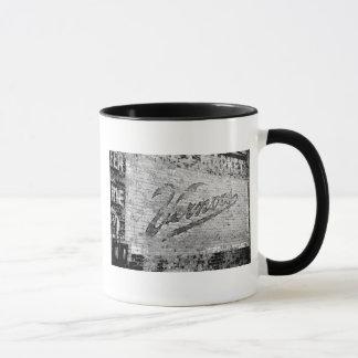 Vernors Wall Ann Arbor Michigan Vintage Mug