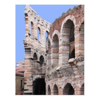 Verona Arena  -  Verona, Italy Postcard