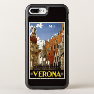 Verona Italy custom monogram phone cases