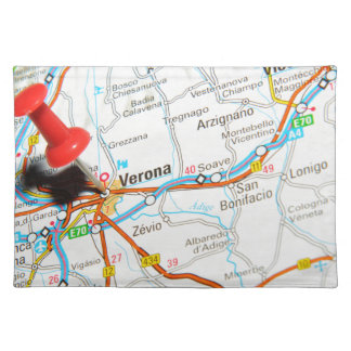 Verona, Italy Placemat
