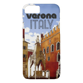 Verona - Italy - Vintage style iphone 7 case