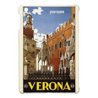 Verona Italy vintage travel custom cases iPad Mini Covers
