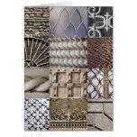 Verona Texture Card