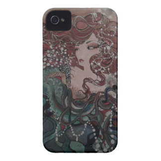 VeronicaWeaverakaVons Wings of Fate iPhone 4 Case