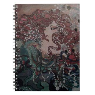 VeronicaWeaverakaVons Wings of Fate Notebook