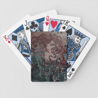 VeronicaWeaverakaVons Wings of Fate Poker Deck