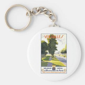 Versailles France Keychains