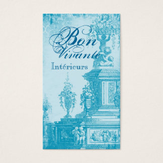 Versailles Gardens Business Card