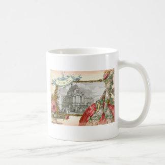 Versailles Marie Antoinette Elegance Coffee Mugs