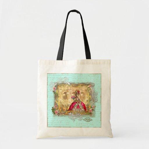 Versailles Marie Antoinette Party Bag Tote