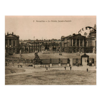 Versailles Palace Grand Trianon France 1920 Postcard