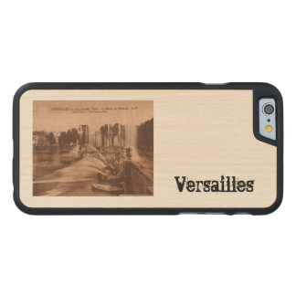 VERSAILLES Palace Les Grandes Eaux Le Bassin Carved® Maple iPhone 6 Case
