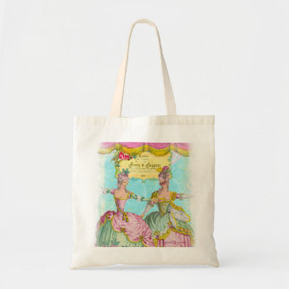 Versailles Parisian Finery and Frippery Tote Bag
