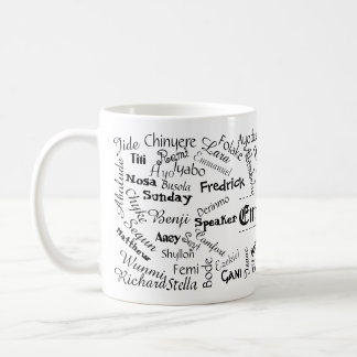 Version 8-Emmanuel-design in progress Coffee Mug