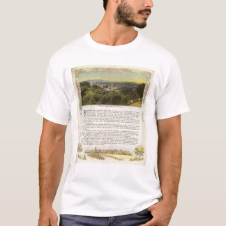 Verso Alameda County, Oakland and the Bay T-Shirt