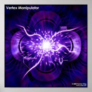 Vertex Manipulator Posters