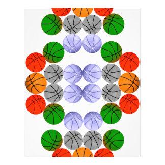 Vertical Balls 21.5 Cm X 28 Cm Flyer
