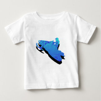 Vertical Heights Baby T-Shirt