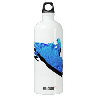 Vertical Heights Water Bottle
