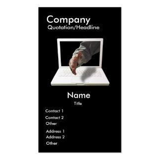 Vertical IT Business Card