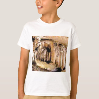 vertical lines in rocks T-Shirt