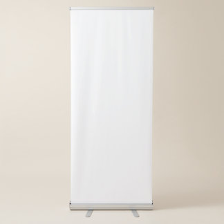 Vertical Retractable Banner