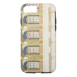 Vertical section of the second floor of the Raphae iPhone 7 Case