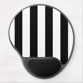 Vertical Stripes Gel Mousepad