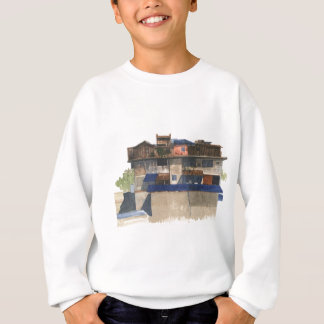 Vertical Village @ Phnom Penh Sweatshirt